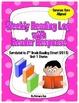 READING LOGS with READER RESPONSE BUNDLE- Reading Street (