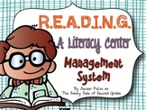 READING Literacy Center Management System