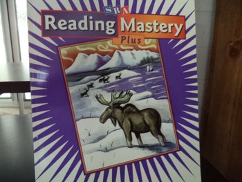 READING MASTERY PLUS    ISBN 0-07-569150-7