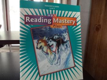 READING MASTERY PLUS           ISBN 0-07-569166-3