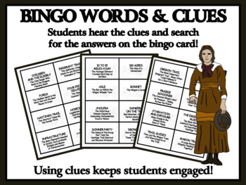 READING PASSAGES AND BINGO - Homesteaders