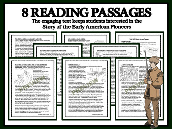 READING PASSAGES AND BINGO - Pioneers