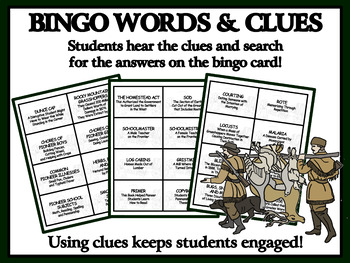 READING PASSAGES AND BINGO - Pioneers