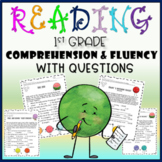 READING COMPREHENSION PASSAGES WITH QUESTIONS - 1ST GRADE