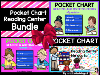 READING POCKET CHART BUNDLE