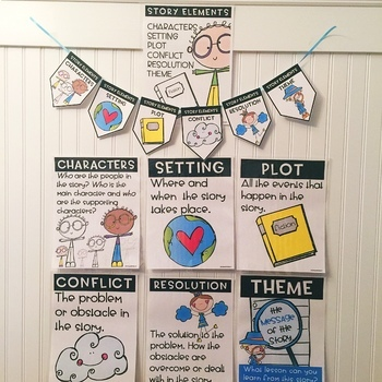 READING POSTERS: Reading Skills and Strategies (series 2)