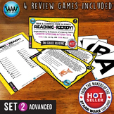 READING READY 3rd Grade Task Cards – Character Interactions ~ ADVANCED SET 2