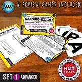 READING READY 3rd Grade – Sequencing & Summarizing Main Events ~ ADVANCED SET 1