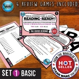READING READY 3rd Grade Task Cards: Main Idea & Supporting Details ~ BASIC SET 1