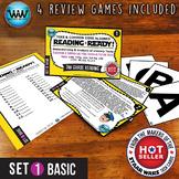 READING READY 3rd Grade Task Cards: Sequencing & Summarizi