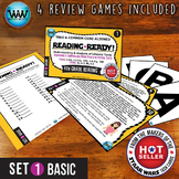 READING READY 4th Grade – Sequencing & Summarizing Main Events ~ BASIC SET 1