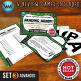 READING READY 4th Grade Task Cards - Using a Dictionary & Glossary ~ ADVANCED 3