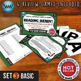 READING READY 4th Grade Task Cards - Using a Dictionary & Glossary ~ BASIC SET 3
