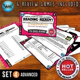 READING READY 4th Grade – Text Features ~ ADVANCED SET 4 {TEKS Aligned}
