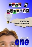 READING RESPONSE: Generic Non-Fiction Book 1
