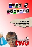 READING RESPONSE: Generic Non-Fiction Book 2