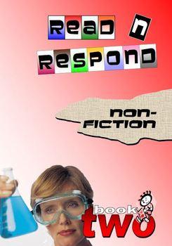 READING RESPONSE: Generic Non-Fiction Book 2
