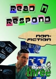 READING RESPONSE: Generic Non-Fiction Book 3