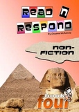 READING RESPONSE: Generic Non-Fiction Booklet 4