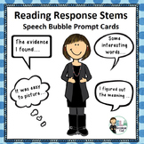 Reading Response Reference Cards