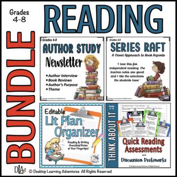 READING Resources Bundled!
