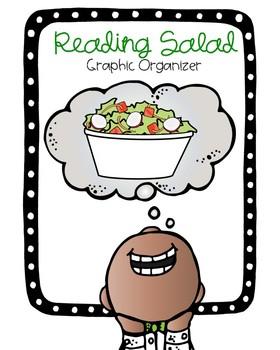 READING SALAD Worksheet