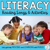 "Reading Songs and Poems with Literacy Activities: ""Read Ac"