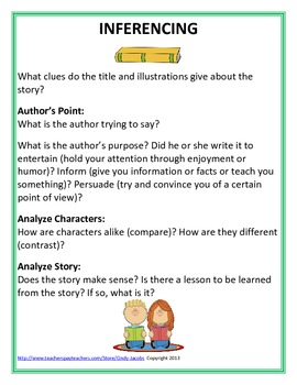 READING STRATEGIES FOR BUILDING BETTER READERS