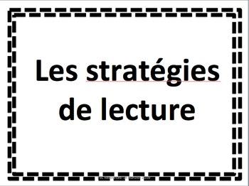 READING STRATEGIES - FSL