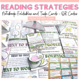 READING STRATEGIES: INTERACTIVE NOTEBOOK FOLDABLES: TASK C