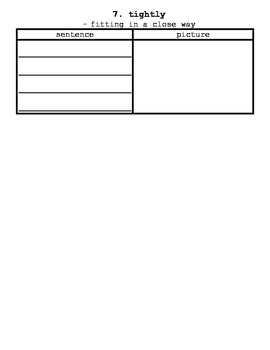 READING STREET (2013 EDITION) - UNIT 5 - SELECTION WORD PACKET - GRADE 2