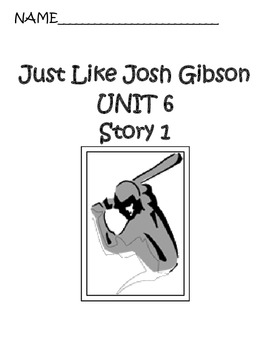 READING STREET (2013 EDITION) - UNIT 6 - SELECTION WORD PACKET - GRADE 2