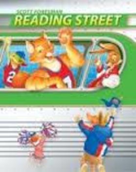 READING STREET SPELLING TEST: 2011 series