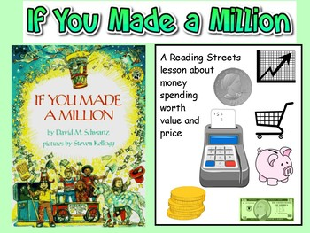 READING STREETS- Research Project- If You Made a Million