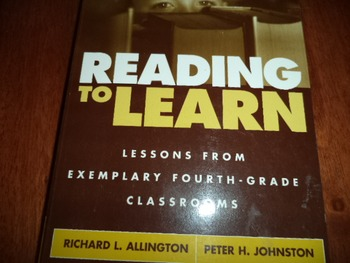 READING TO LEARN    ISBN  1-57230-762-5