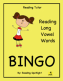 Reading Game: Reading Long Vowel Words (RT)