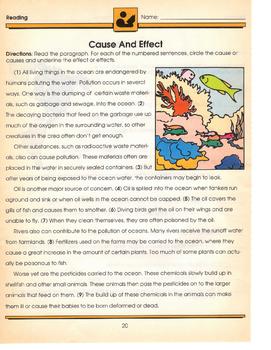 READING VOCAB GRADE 6