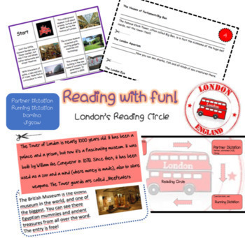 READING WITH FUN! London Calling! (Reading Circle)