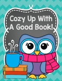 READING WITH HOT CHOCOLATE!  GREAT WINTER ACTIVITY!