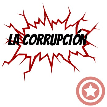 READING about Corruption/ la corrupción