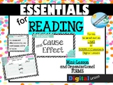 READING- essential - CAUSE and EFFECT - GOOGLE CLASSROOM a
