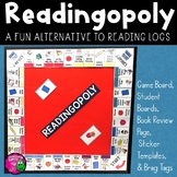 READINGOPOLY: Reading Logs & Summer Reading Program 3rd - 7th Grades