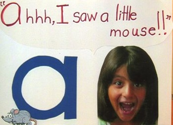 READING/PHONICS SHORT-VOWEL STORY CHART