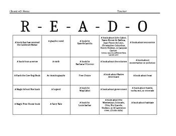 READO board #3