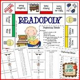 READOPOLY--Beginning Blends Game
