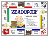READOPOLY--Beginning Sounds Game