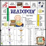 READOPOLY--Color Words