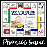 READOPOLY--r Controlled Vowels