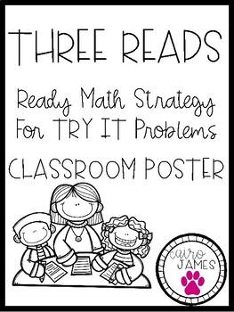 READY Math Three Reads