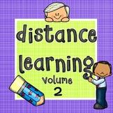 {NO PREP ACTIVITIES for BUSY TEACHERS} READY, SET, GO! ~ VOLUME 2